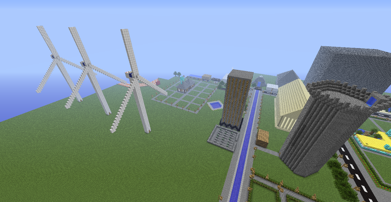 Photo de mes construction 2 page 1 photos et vid os forum francais mi - Site de construction minecraft ...