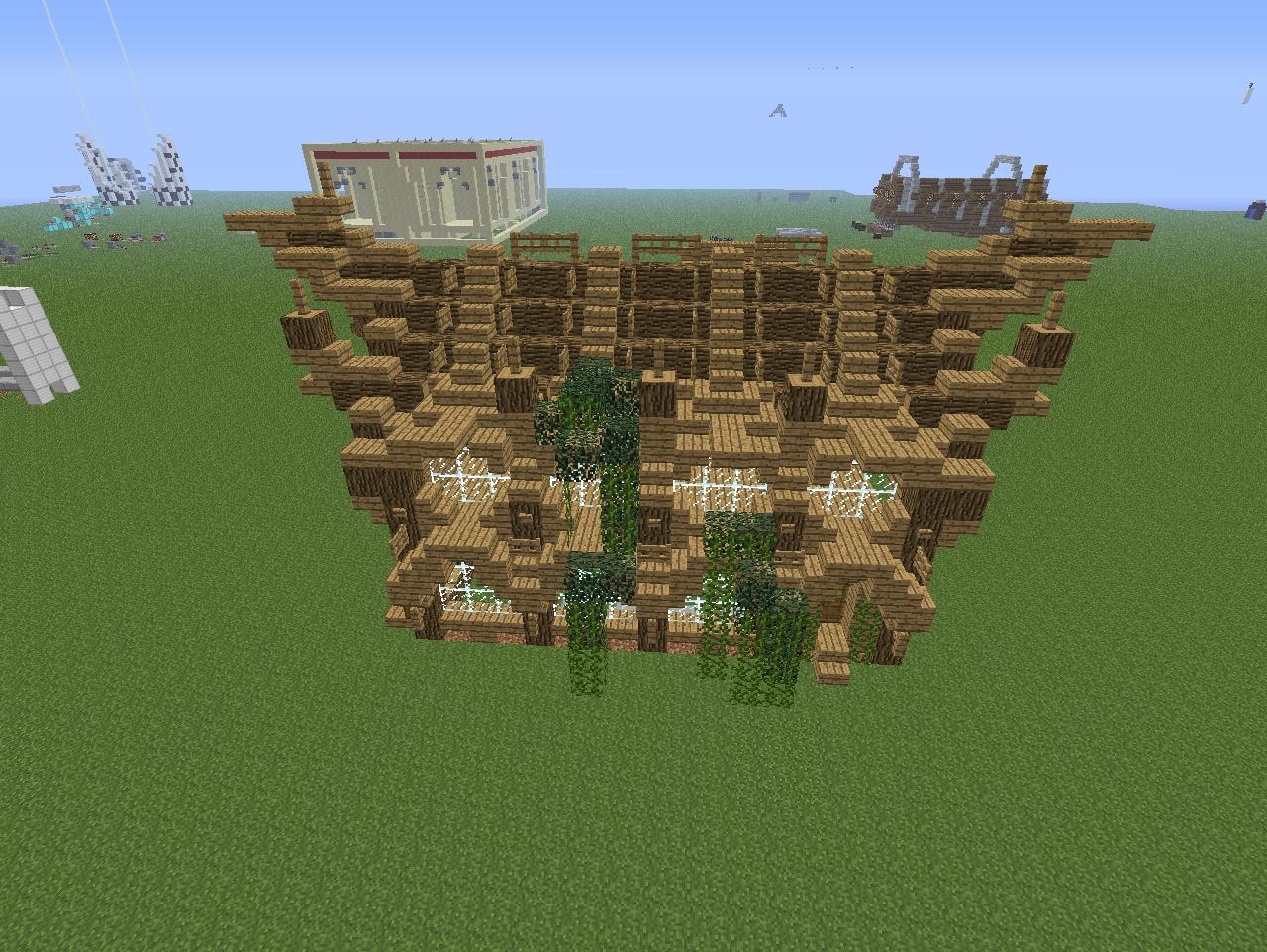 Maison En Bois Minecraft – Mzaolcom ~ Maison En Bois Minecraft