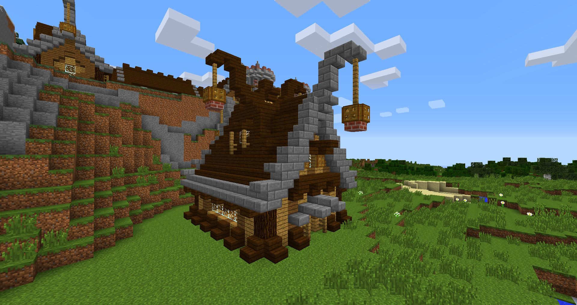 Construction Maison Minecraft Maison Design