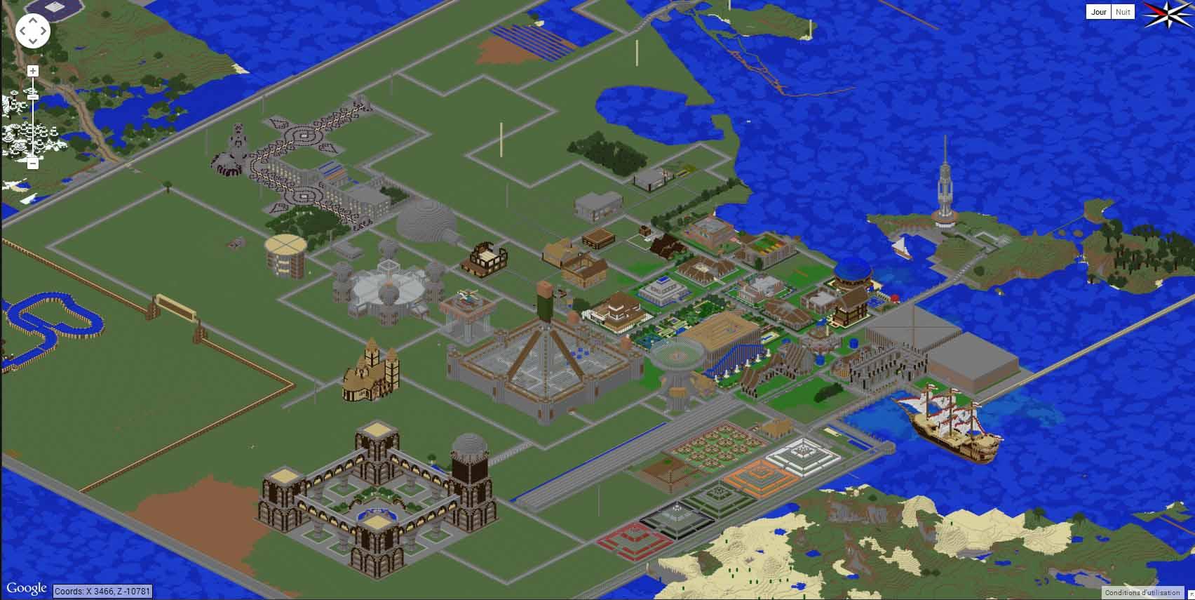 Comment Faire Une Ville Dans Minecraft De A A Z