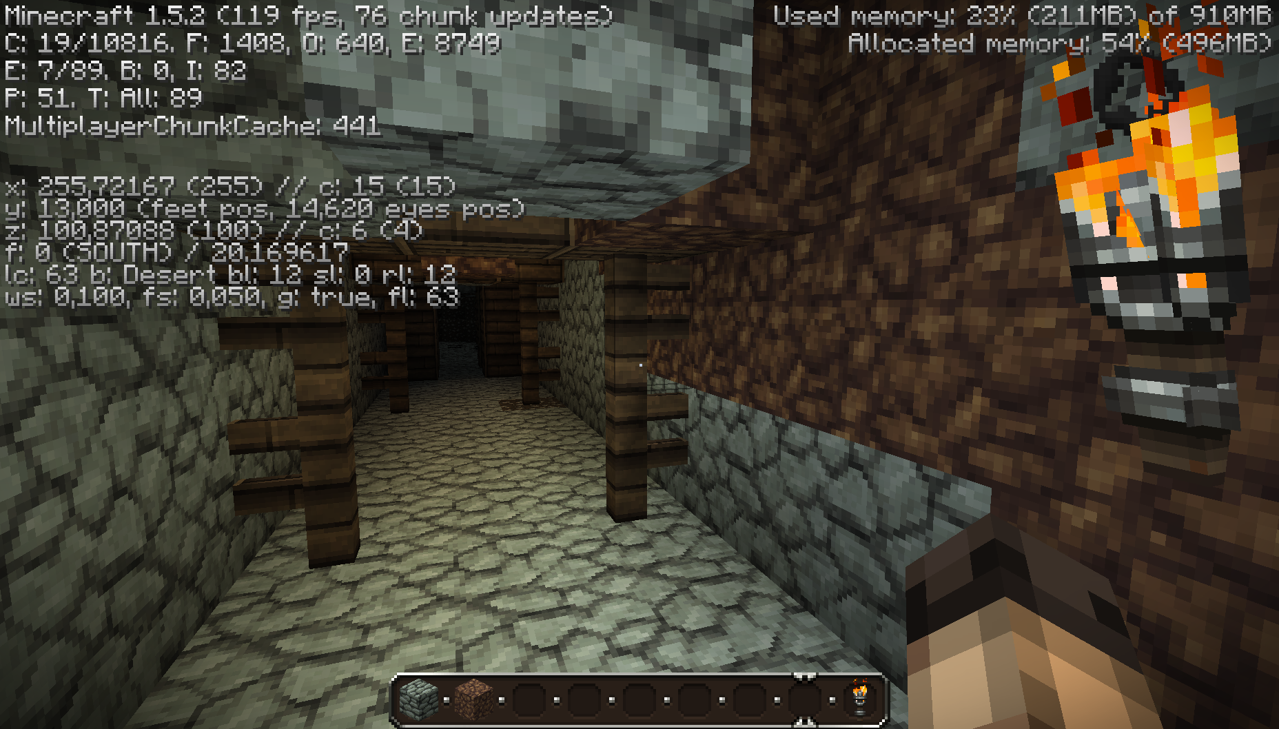 comment trouver du diamant dans minecraft pocket edition