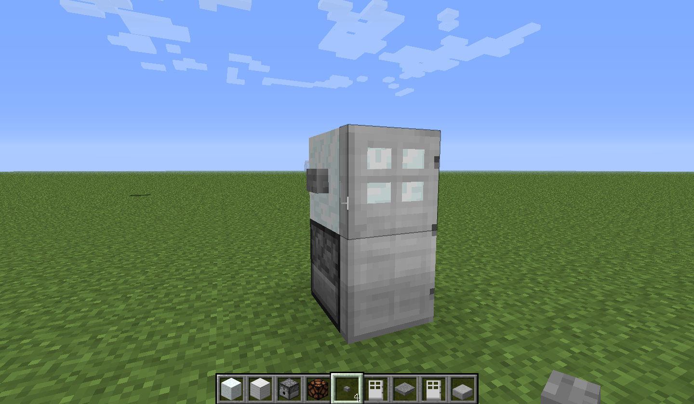 comment construire dans minecraft