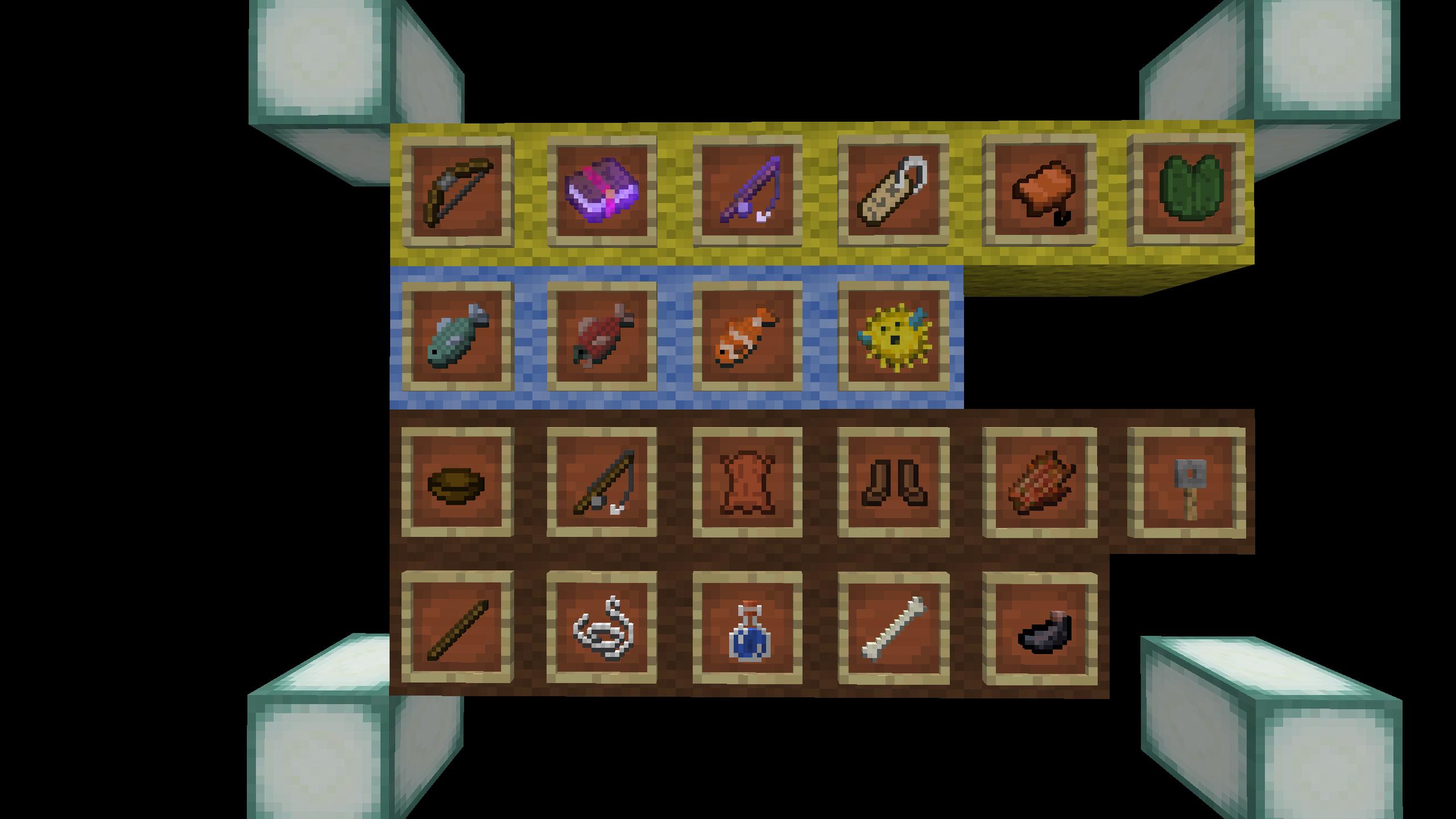 Canne à pêche – Le Minecraft Wiki officiel