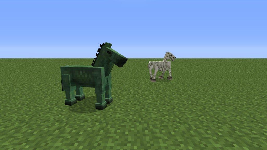 Dressez vos chevaux dans minecraft forum zone - Cheval minecraft ...