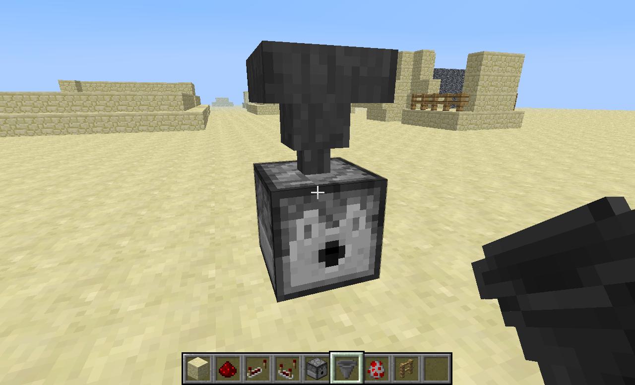 Minecraft faire un poulailler automatique - Poule minecraft ...