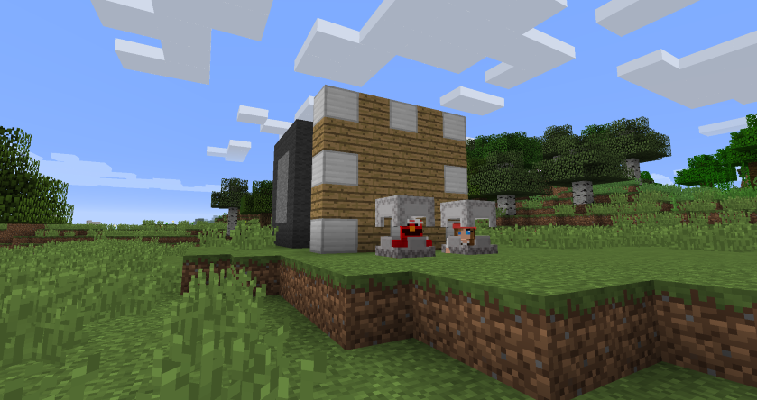 how to make a caravan in minecraft
