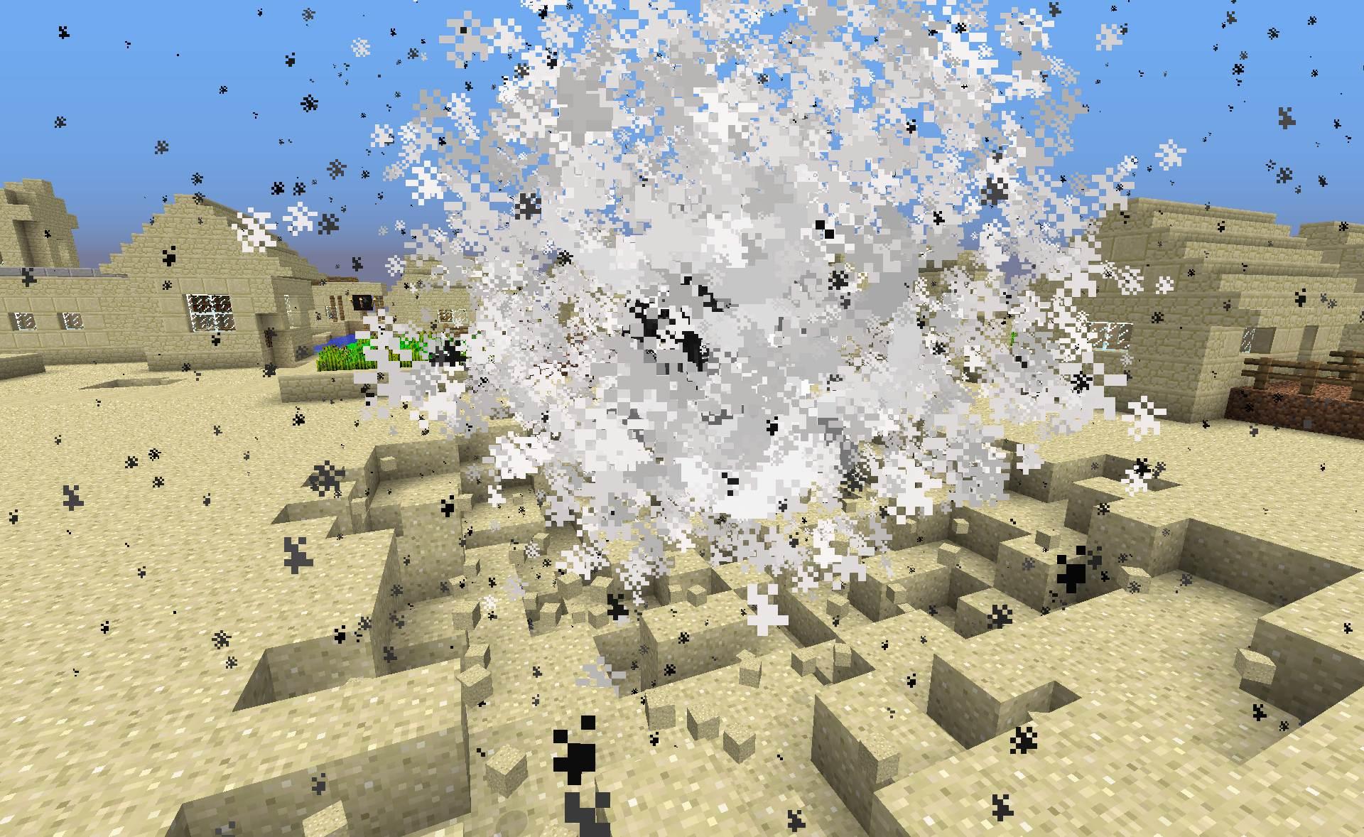 Minecraft Derni 232 Res News Snapshot 12w37a