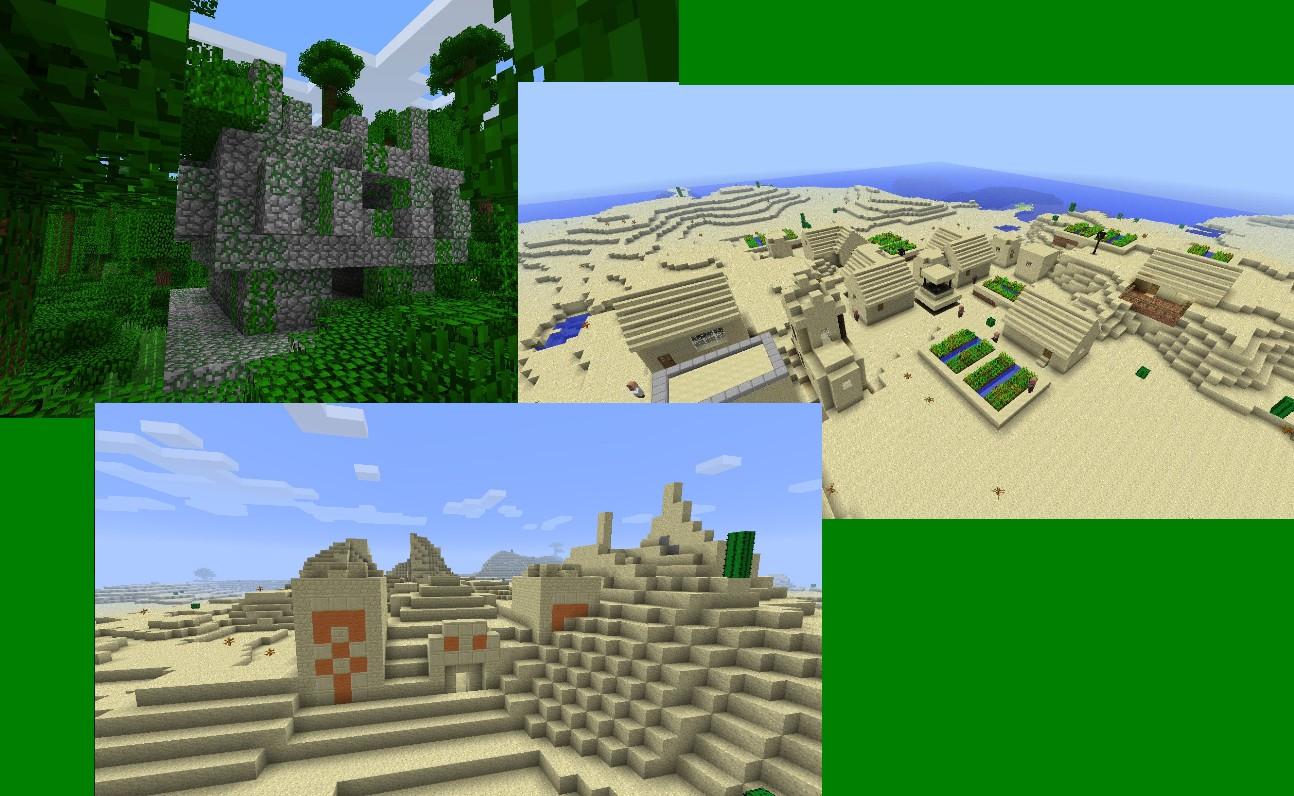comment trouver un village dans minecraft sur tablette