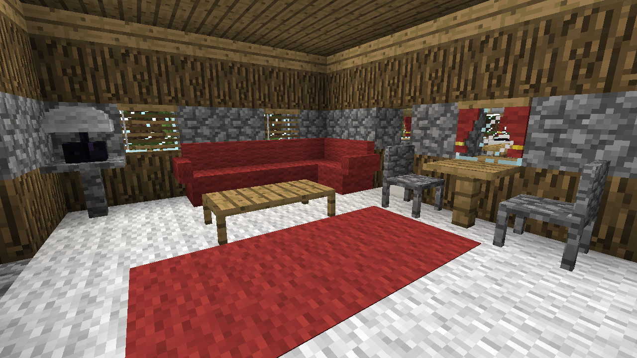 Minecraft : Mod Minecraft : MrCrayfish\'s Furniture