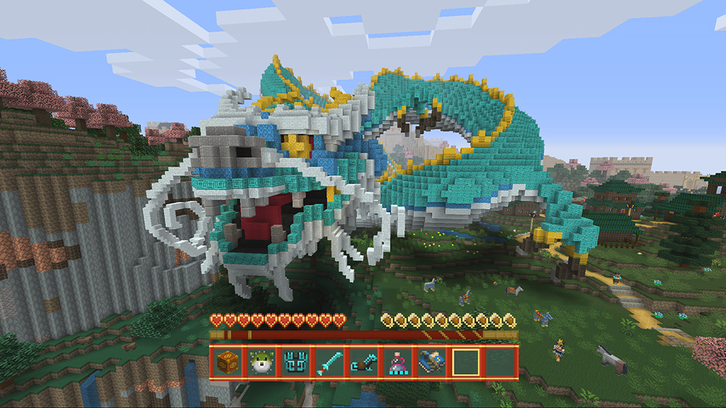 Minecraft actualit minecraft aide et astuces avec fr for Time to build a house