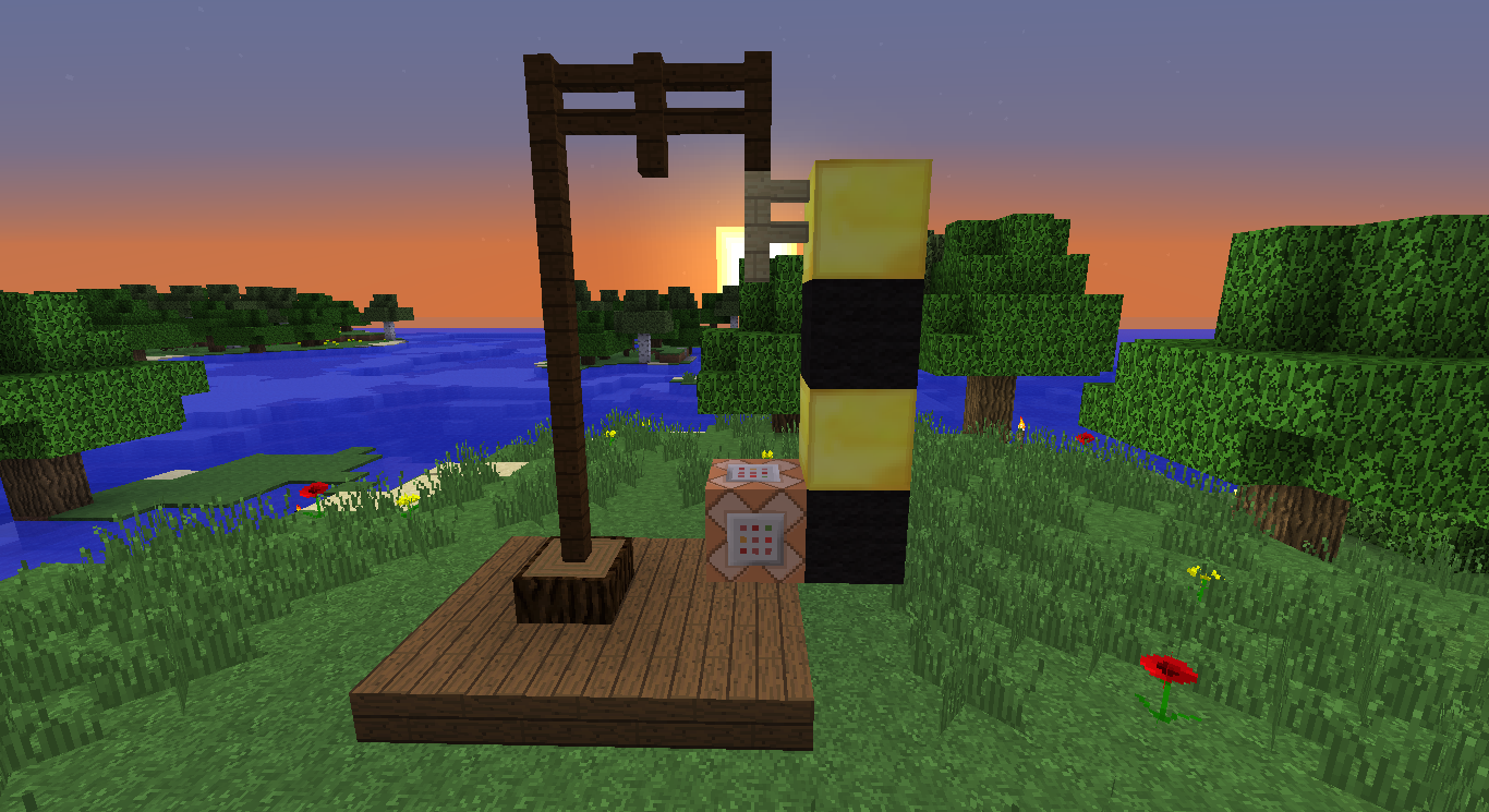 Commande Minecraft Decoration De Maison