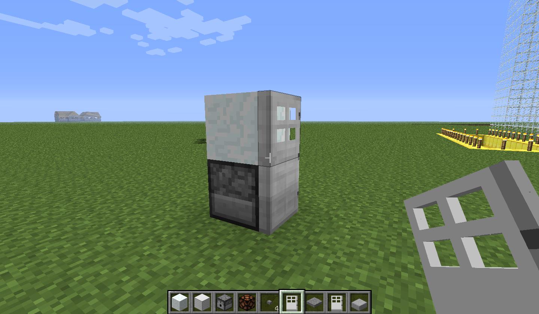 Minecraft comment faire un frigidaire dans minecraft - Faire un lit minecraft ...