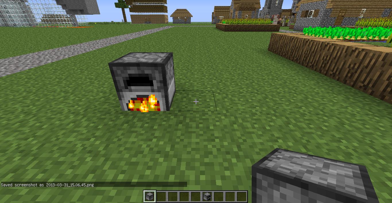 有东西在烧的烤箱但是其实里面什么都没有 [复制