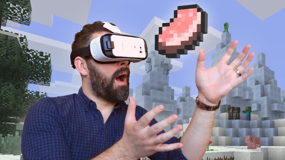 Minecraft : Dernières news: Minecraft disponible en Réalité ...