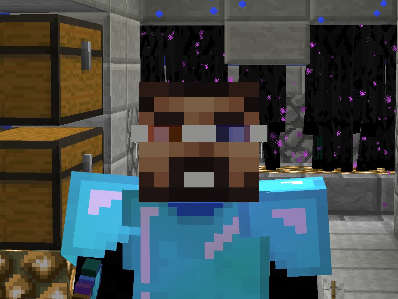 Minecraft derni res news minecraft snapshot 15w47a est disponible - Couche diamant minecraft ...