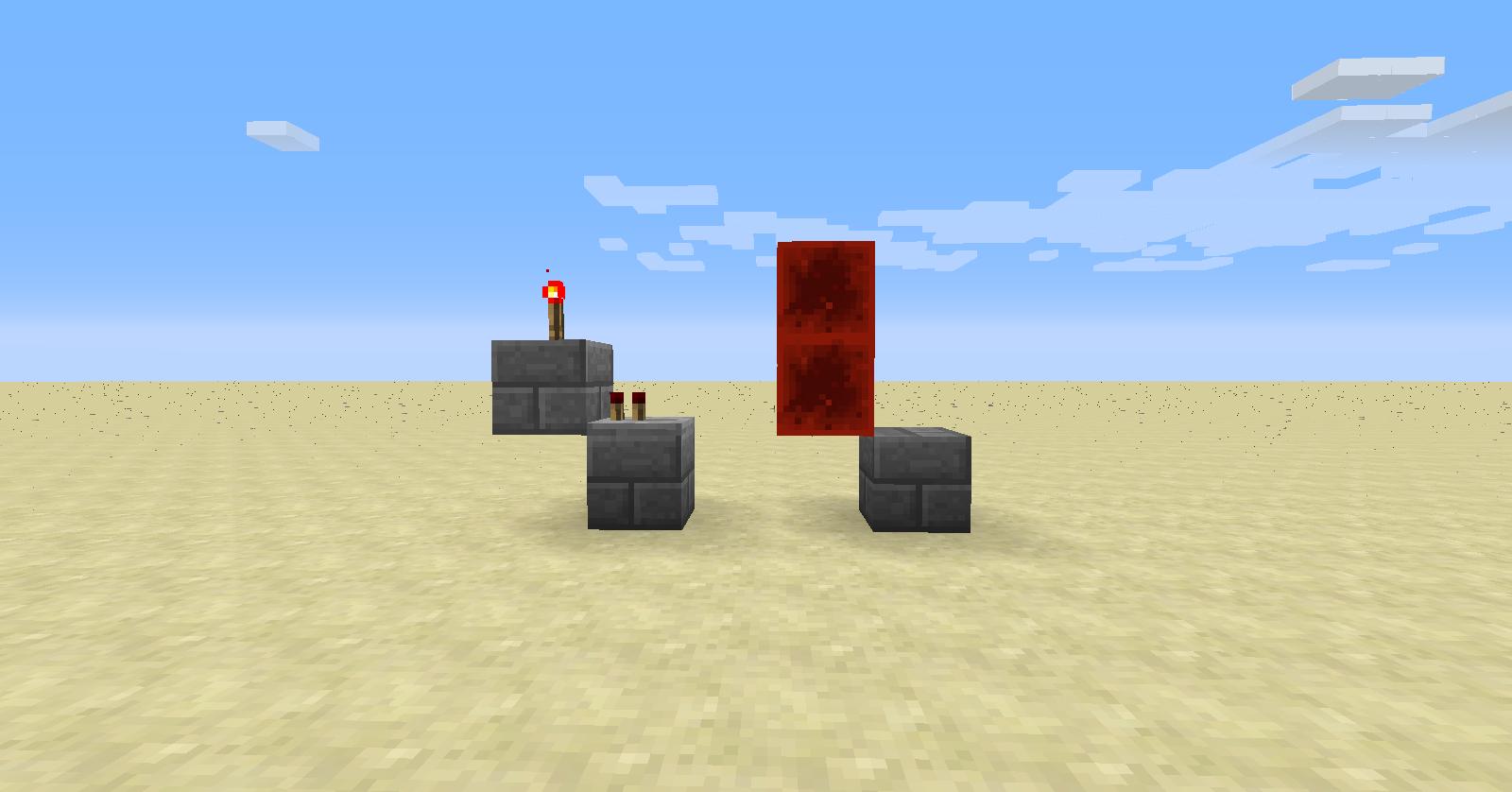 Minecraft allumer une porte avec du feu for Porte and minecraft