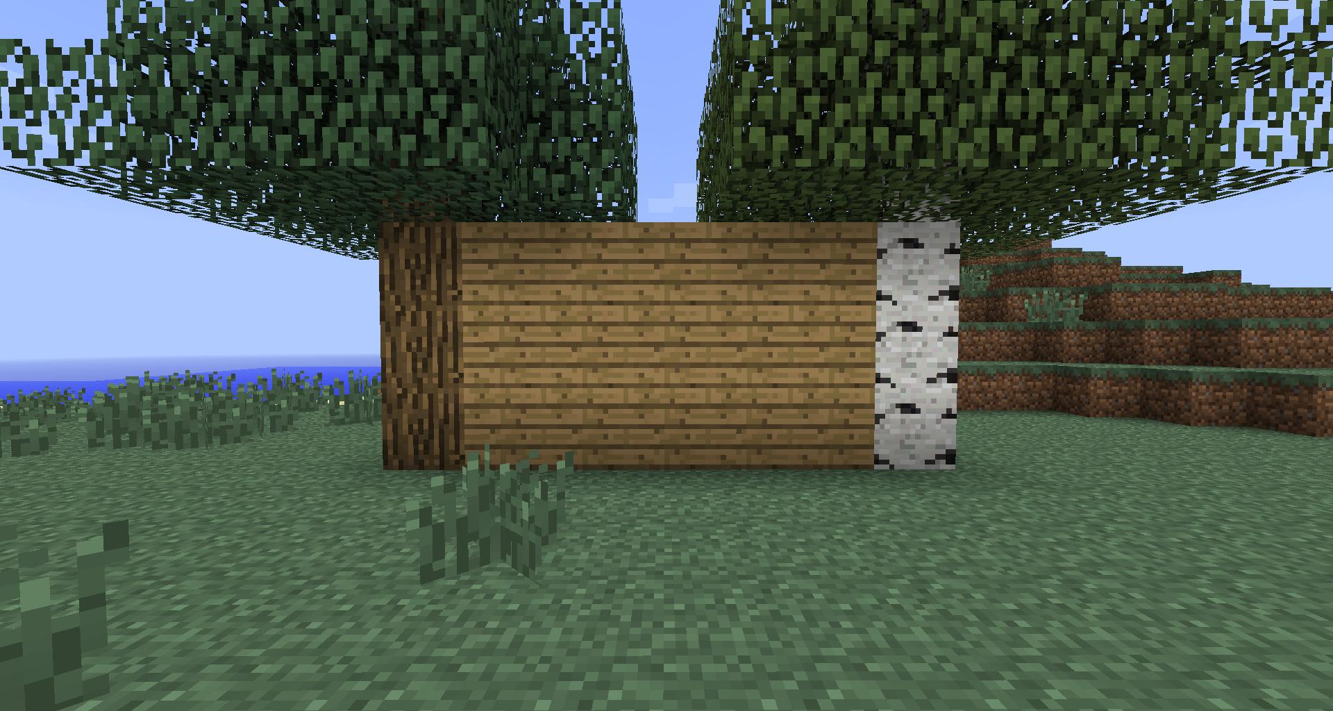 Minecraft comment avoir du bois ininflammable - Comment faire une table d enchantement minecraft ...
