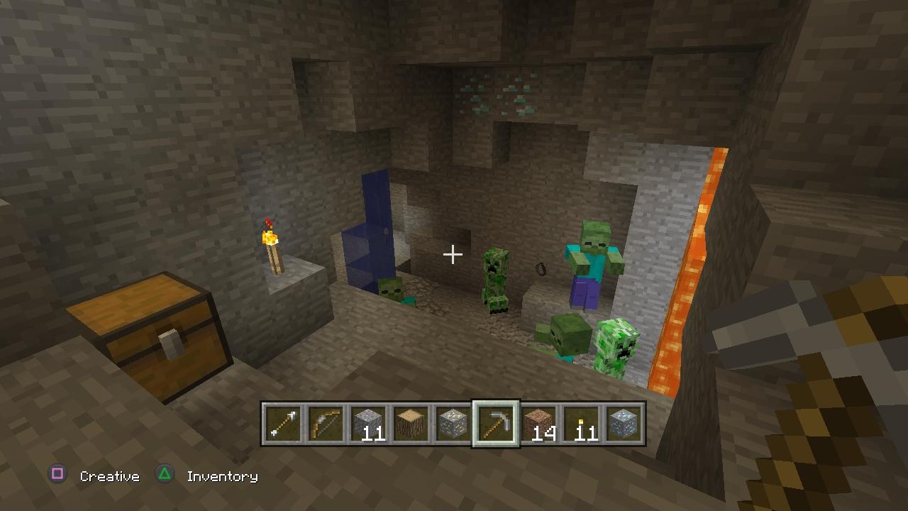 comment trouver herobrine dans minecraft xbox 360