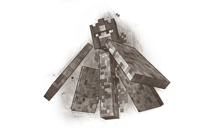 Minecraft derni res news pr sentation des 4 mobs pour for Ou apparait la pelle dans artisanat minecraft