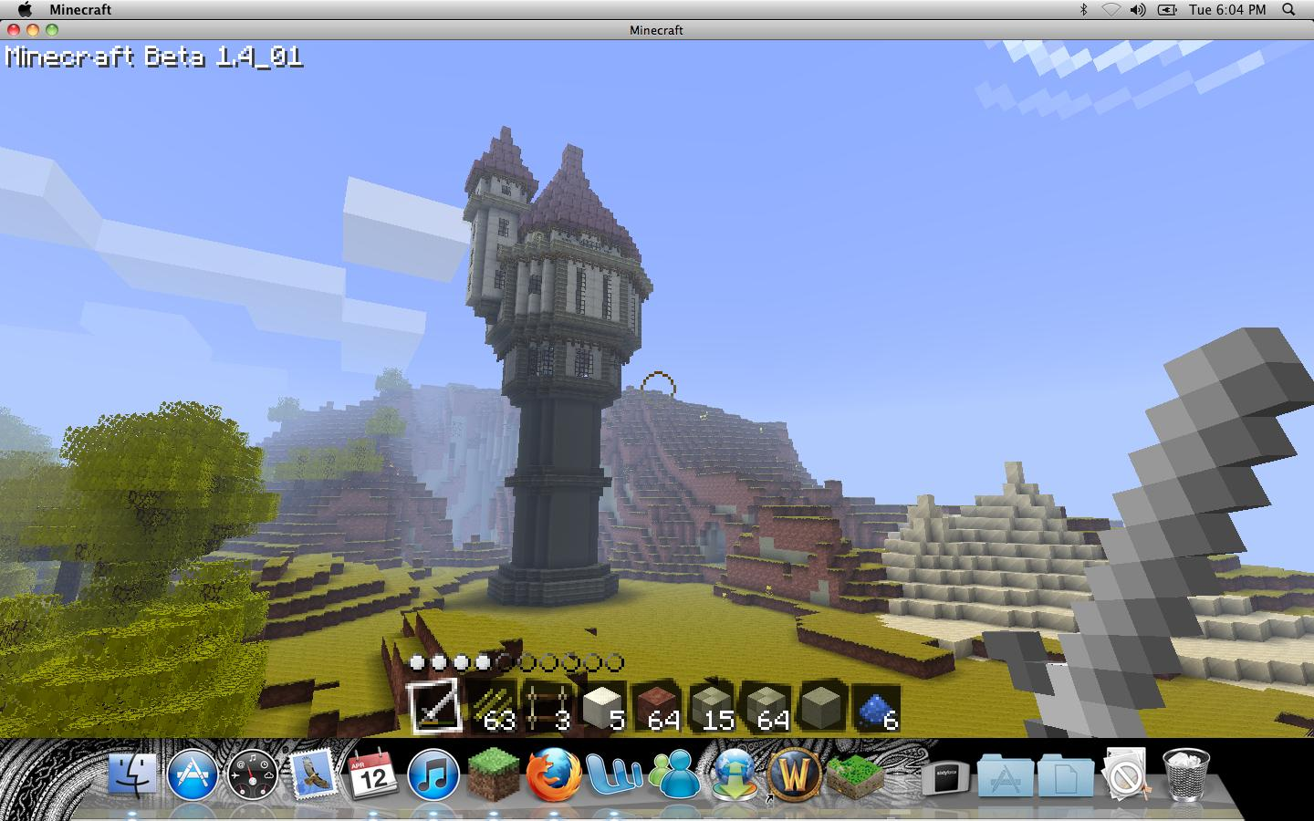 A l 39 horizon se trouve element page 1 accueil faction et r glement - Site de construction minecraft ...