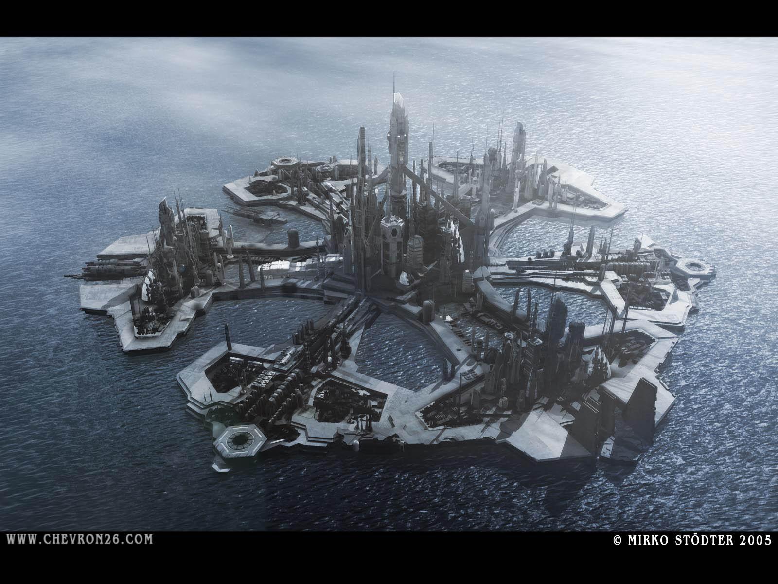 L'histoire au fil des années... Stargateatlantis