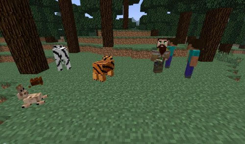 Mod Minecraft More Mobs