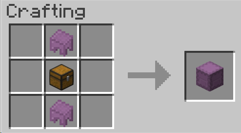Image result for Shulker box crafting