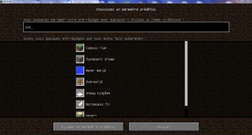 Planète Minecraft: Installation de Nibiru 1.6.4
