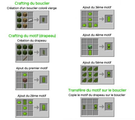 Как сделать в майнкрафт снимок