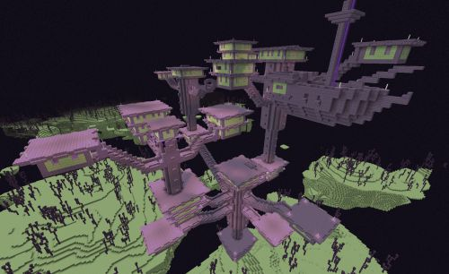 Minecraft derni res news sortie de minecraft 1 9 for Ou apparait la pelle dans artisanat minecraft