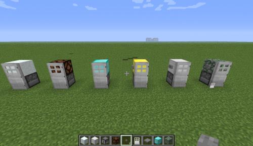 Minecraft comment faire un frigidaire dans minecraft - Comment faire une laisse dans minecraft ...