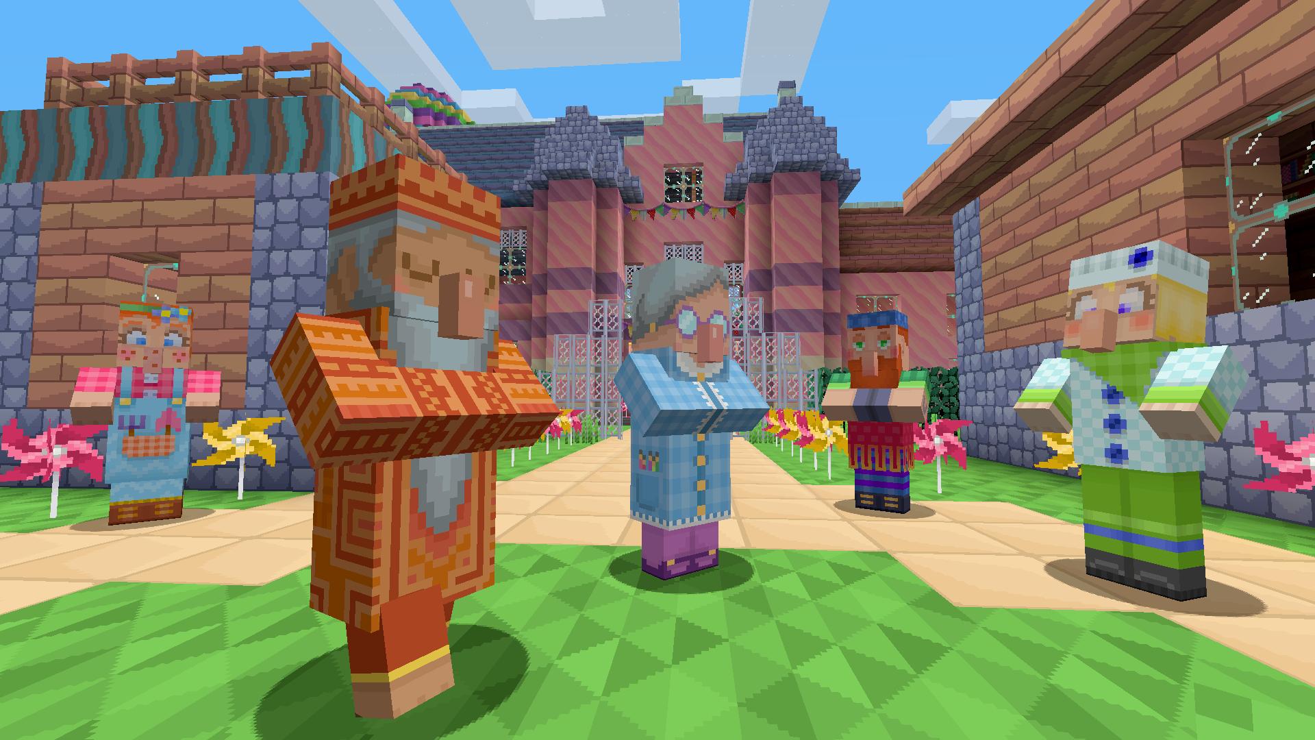 """""""Pattern Texture Pack"""" disponible sur Minecraft Xbox. FR-Minecraft"""