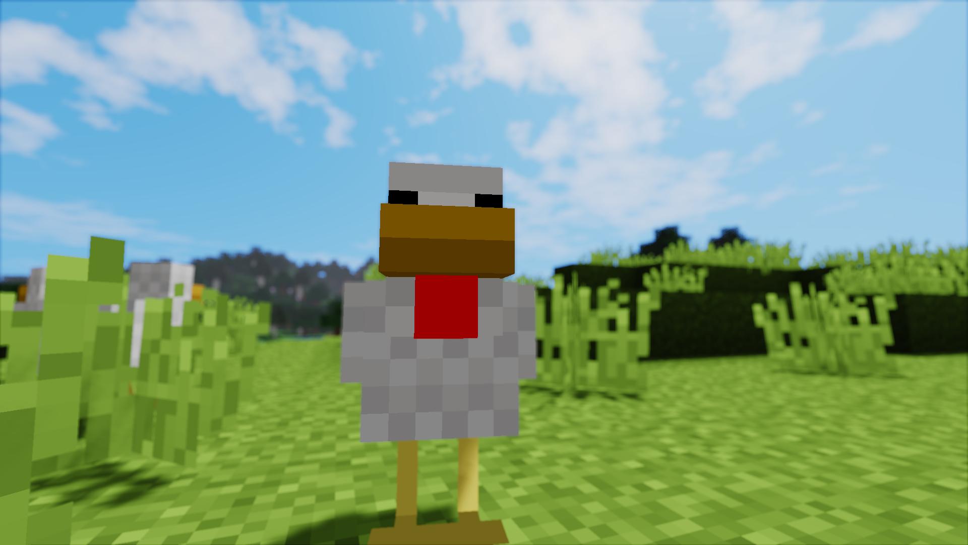Minecraft mod minecraft rre36 39 s shaders v7 medium - Poule minecraft ...