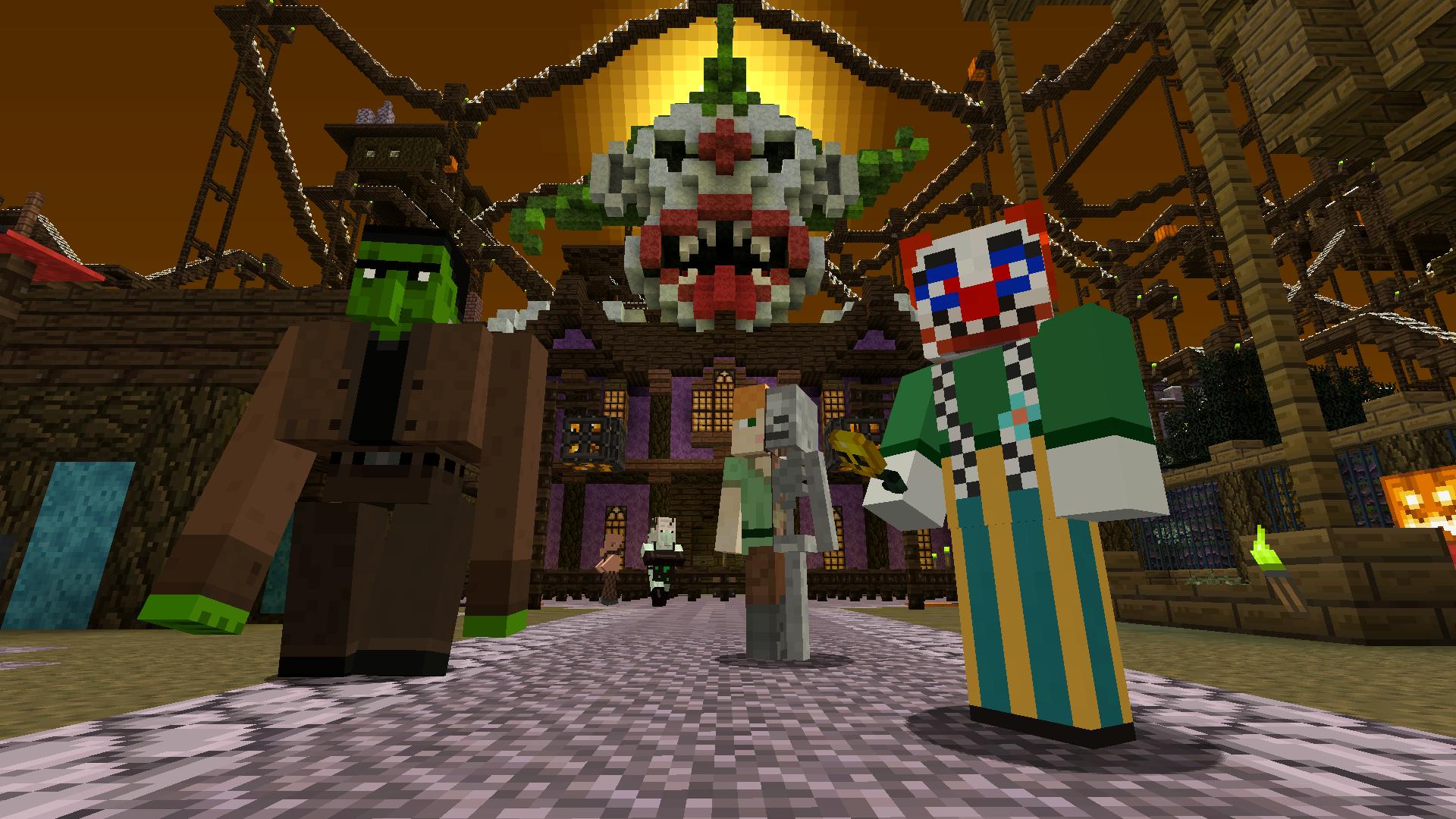 Minecraft Video Qui Fait Peur - Gambleh x