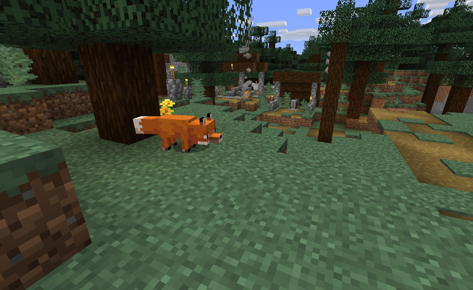 Minecraft Snapshot 19w07a Les Renards Fr Minecraft