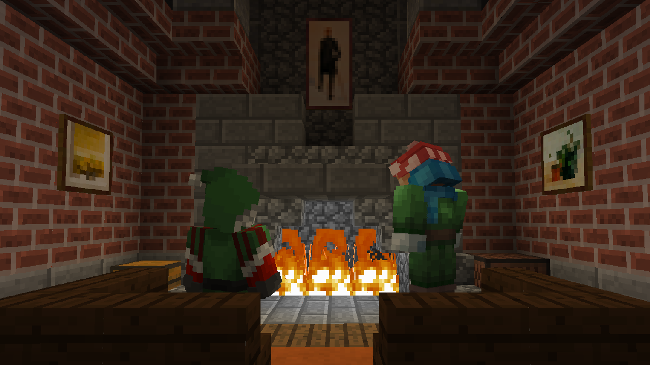 How To Build A Fireplace In Minecraft Ps