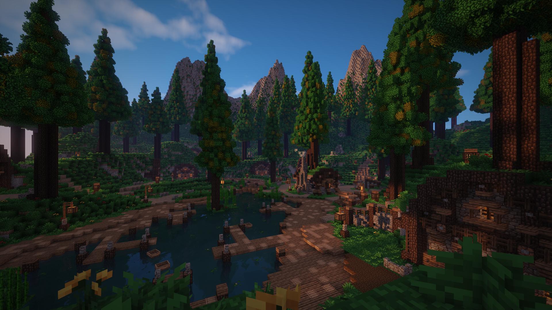 Minecraft Mod Minecraft Chocapic13 S Shaders V5 Lite