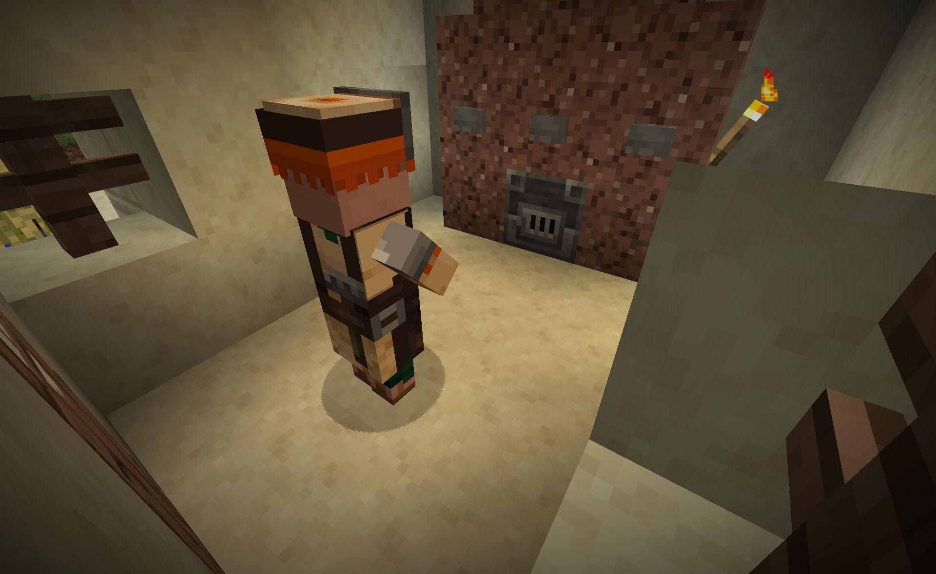 Minecraft Snapshot 7w7a: Les villageois révolutionnent le