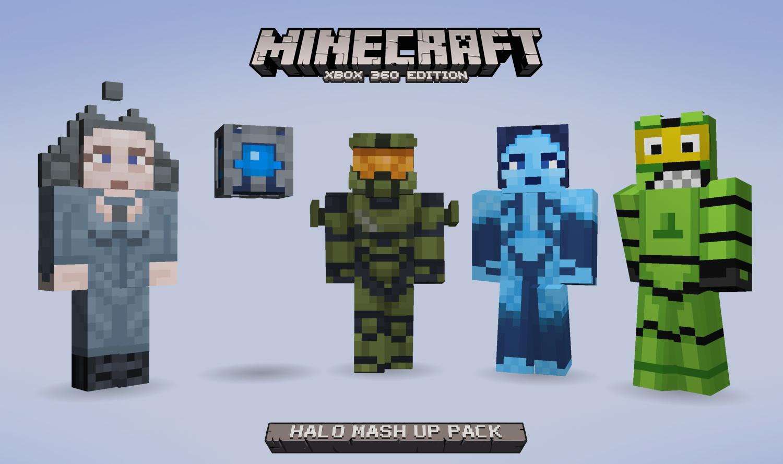 Minecraft Xbox Edition...