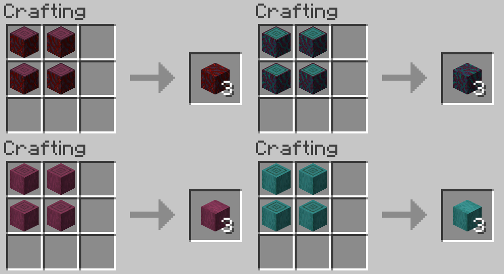 Minecraft Snapshot 20w10a: La Smithing Table devient utile ...