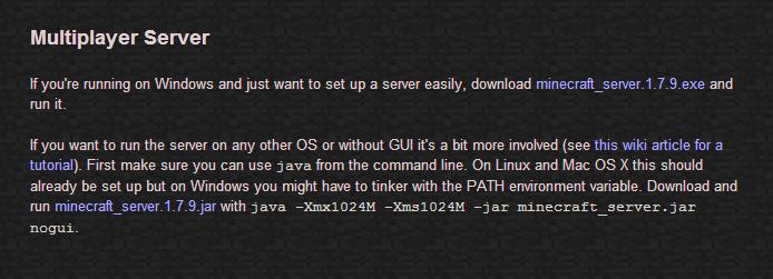Скачать сервер майнкрафт 1.7.2 jar