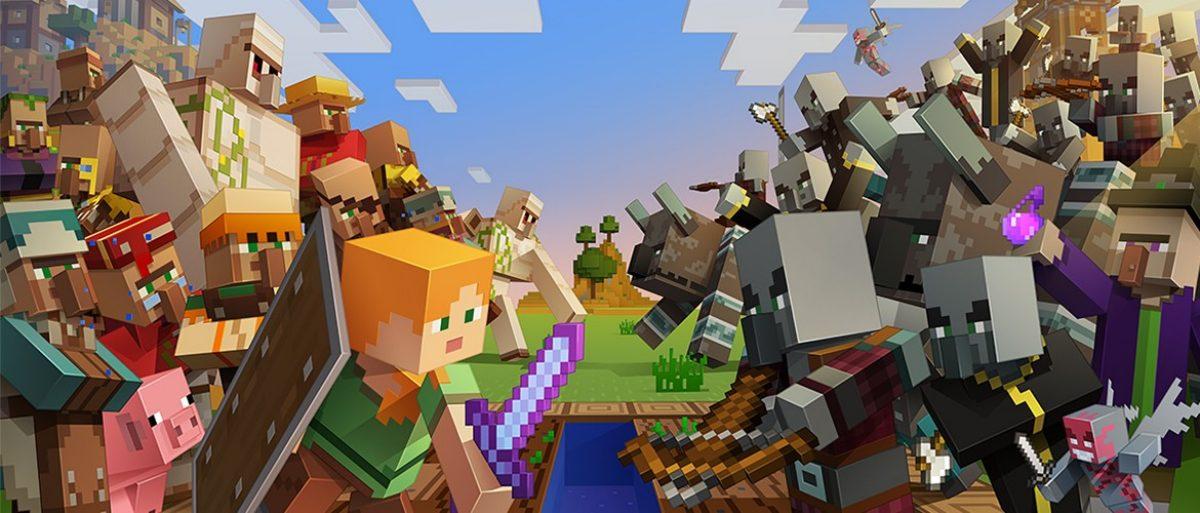 Minecraft Java Release 114 La Mise à Jour Village