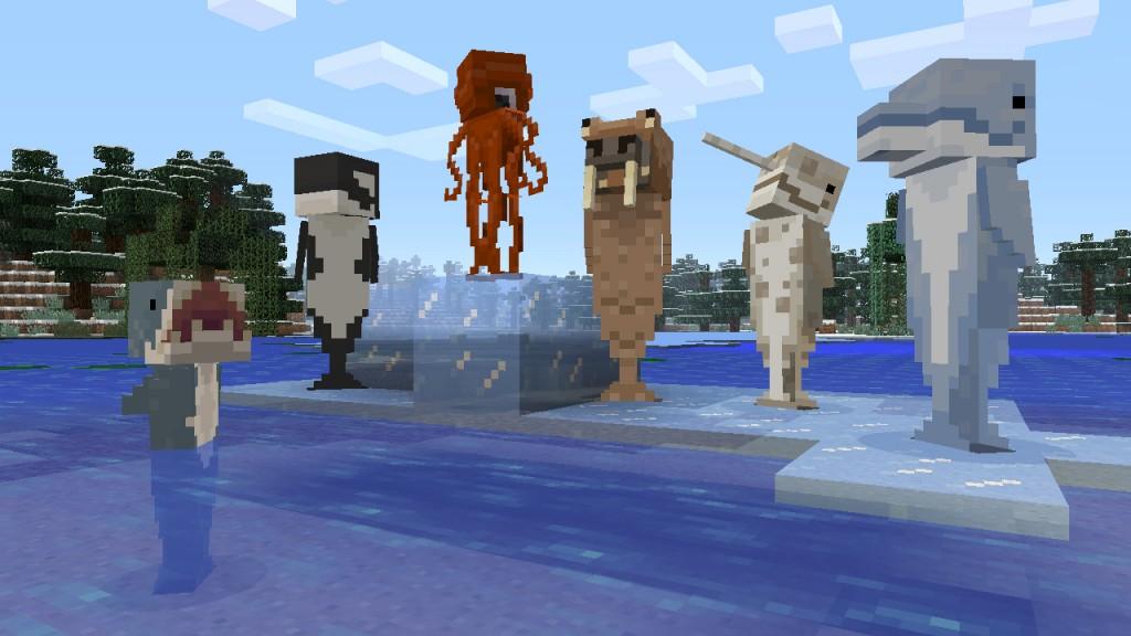 Minecraft Xbox360 Edition Nouveau Pack De Skin