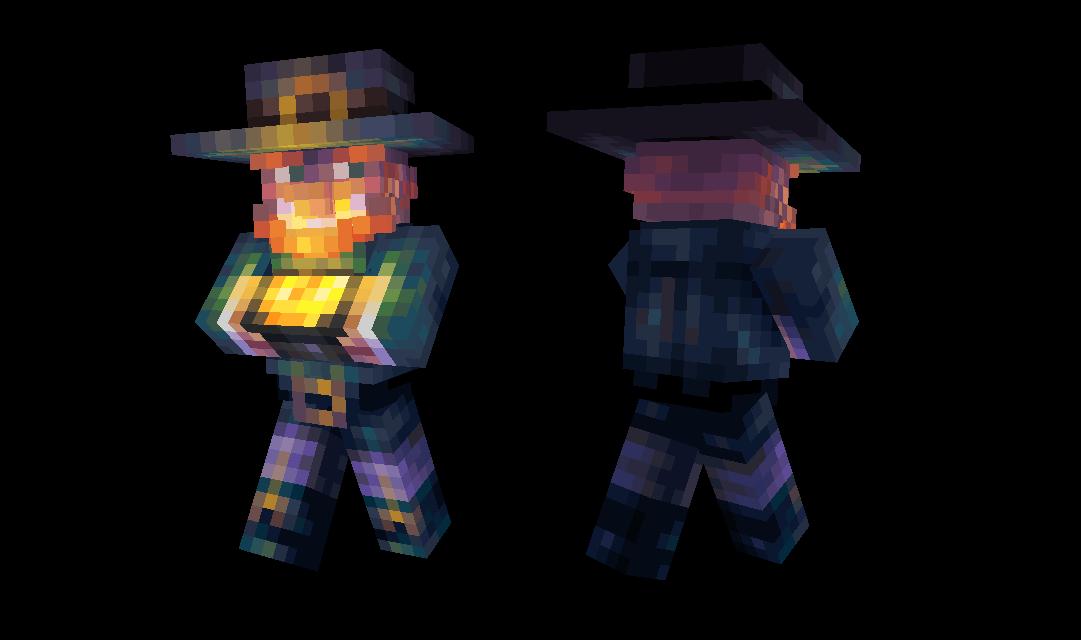 Leprechaun - CE Minecraft Mob Skin