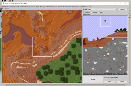 Minecraft Créer Un Wallpaper Avec Mine Imator