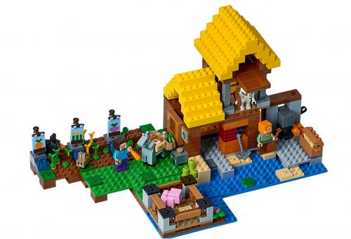 MinecraftLes Nouvelles Lego Minecraft BoîtesFr 11 CBdEQWoerx