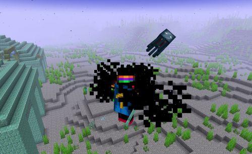 Minecraft Les Mobs Dans Minecraft